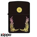 Zippo - Maki-e Chrysanthemum Zippo