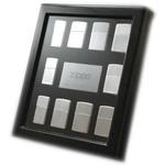 Zippo - Black Display Case 10