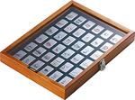 Zippo - Wood Display Case 36