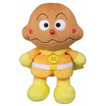 Anpanman Pretty Beans - Currypanman S Plush