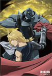 Fullmetal Alchemist - In Search of the Sorcerer's Stone Jigsaw Puzzle