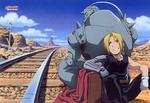 Fullmetal Alchemist - The Journey Jigsaw Puzzle