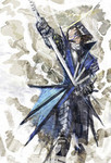 Devil Kings - Date Masamune Jigsaw Puzzle