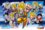 Dragon Ball Z - The Powerful Jigsaw Puzzle