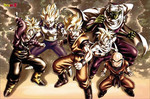 Dragon Ball Z - Legendary Heroes Jigsaw Puzzle