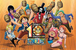 One Piece - 10th Anniversary Jigsaw Puzzle