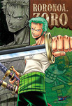 One Piece Straw Hat Pirates - Roronoa Zoro Jigsaw Puzzle