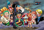 One Piece - Brook Jigsaw Puzzle
