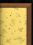 Studio Ghibli 500 Piece Puzzle Frame Brown (38 x 53cm)