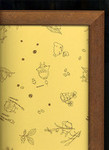 Studio Ghibli 300 Piece Puzzle Frame Brown (26 x 38cm)
