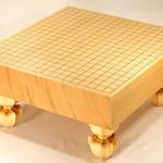 Size 30 Shin-Kaya Floor Go Board