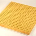 Size 10 Shin-Kaya Reversible Table Go Board
