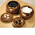 Excellent Kuwa Go Bowl (Flower Design) - Extra Large