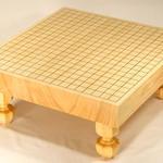 Size 20 Katsura Floor Go Board Set Excellent