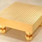 Size 30 Katsura Floor Go Board Set Excellent