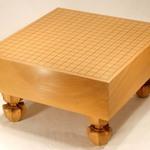 Size 40 Katsura Floor Go Board Set Excellent