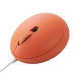 EGG MOUSE - ELECOM USB 3Button Optical Mouse (M-EGURDR)