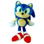 Sonic the Hedgehog - Sonic Plush (S)