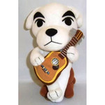 Animal Crossing: Wild World - K.K. Slider Plush
