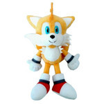 "Sonic the Hedgehog - Miles ""Tails"" Prower Plush (S)"