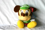 Stylish Disney Character Plush - With Shirt & Cap Minnie