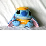Stylish Disney Character Plush - With Shirt & Cap Stitch