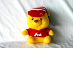 Stylish Disney Character Plush - With Shirt & Cap Pooh