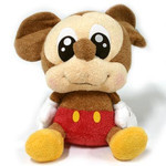 """Floppy"" Disney Series - Mickey BIG Plush"