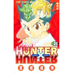 HUNTER x HUNTER - Original Japanese Manga Vol 1-27 (Ongoing)