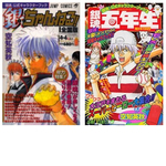 Gin Tama - Character Book Set  (2 Volume Set)