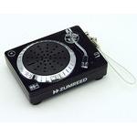 DJ SPEAKER - Black (ZUM-80158)