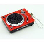 DJ SPEAKER - Red (ZUM-80156)