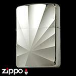 Engraved Armor Zippo - Shell Cut