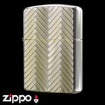 Armor 162 Zippo - Wire Mesh  (Silver and Gold)