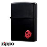 Skull Zippo - Skull Cutie  (Red)