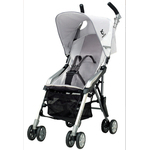 Combi Stroller - Empresso SX-350  (PS/Platinum Silver)