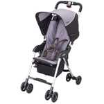 Combi Stroller - Carpatto RW-240  (SG/Stitch Gray)