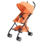 Aprica Stroller - Cookie STD  (Mandarin Orange)
