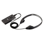 TEAC HP-F200 Filltune HiFi Bone Conducting Headphones