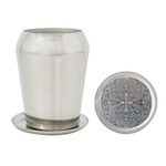 Titanium Double-Wall Tumbler SELECT with Coaster  (Plain)