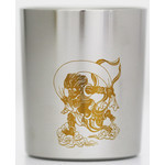 Titanium Shot Glass  (Wind God)