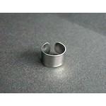 Titanium Ear Cuff  (Plain)