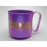 Titanium Mug Cup - Elegance  (Violet)