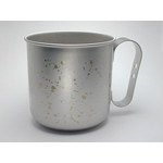Titanium Mug Cup - Winter  (Flakes)