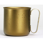 Titanium Mug Cup - Twinkle  (Gold)