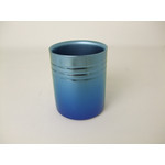Double-Walled Titanium Mug Cup - Medium  (Gradation Blue)