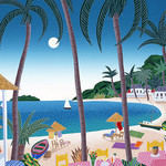 Thomas McKnight - Tropical Paradise 1020 Piece Jigsaw Puzzle