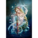 Fukami Kazuha Fantasy Art - Heaven's Door 300 Piece Jigsaw Puzzle