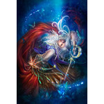 Fukami Kazuha Fantasy Art - Feeling Freedom 300 Piece Jigsaw Puzzle
