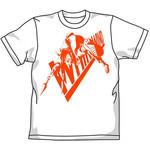 NARUTO: Shippuden - Naruto Action T-Shirt (White L)